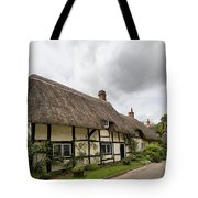 Thatched Cottages Of Hampshire 14 Tote Bag