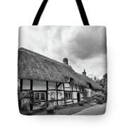 Thatched Cottages Of Hampshire 15 Tote Bag