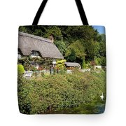Thatched Cottages Of Hampshire 16 Tote Bag