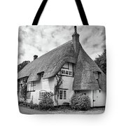 Thatched Cottages Of Hampshire 17 Tote Bag