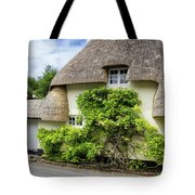 Thatched Cottages Of Hampshire 19 Tote Bag