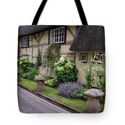 Thatched Cottages Of Hampshire 24 Tote Bag