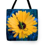Imaginary Flower Tote Bag