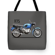 The 1972 R75 Tote Bag