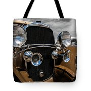 The 32 Chevy Confederate Deluxe Tote Bag
