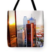 The 48th Floor Tote Bag