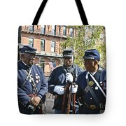 The 54th Regiment Bos2015_185 Tote Bag