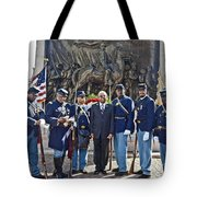 The 54th Regiment Bos2015_191 Tote Bag