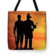 The 73rd New York Tote Bag
