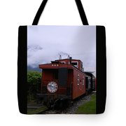 The 909 Caboose Tote Bag
