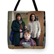 The A Word Tote Bag