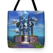 The Aardvark Art Museum Tote Bag