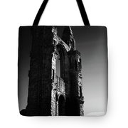 The Cathedral Wall Tote Bag