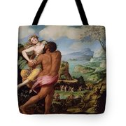 The Abduction Of Proserpine Tote Bag
