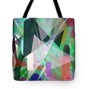 The Abstract Tote Bag