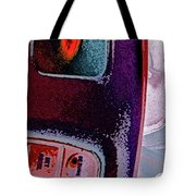 The Accidental Abstract 2 Tote Bag
