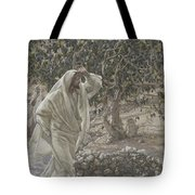 The Accursed Fig Tree Tote Bag by Tissot