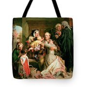 The Acquittal Tote Bag
