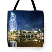 The Address Dubai Tote Bag