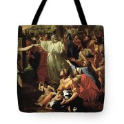 The Adoration Of The Golden Calf Tote Bag