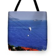 The Adriatic Sea Tote Bag