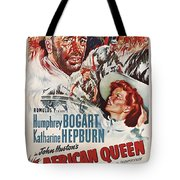 The African Queen B Tote Bag