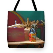 The African Watering Can Tote Bag