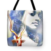 The African Witchweaver Tote Bag