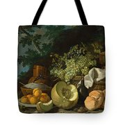 The Afternoon Meal Tote Bag