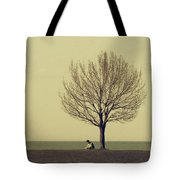 The Afternoon Spent Tote Bag