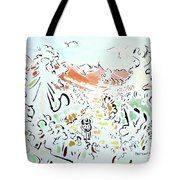 The Afternoon Walk Tote Bag