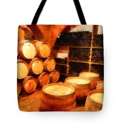 The Aging Room Tote Bag
