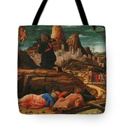 The Agony In The Garden 1455 Tote Bag