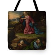 The Agony In The Garden Tote Bag