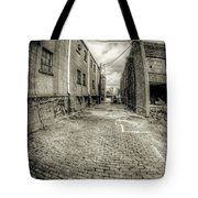The Alley Tote Bag
