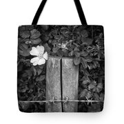 The Allotment Project - Dog Rose Tote Bag