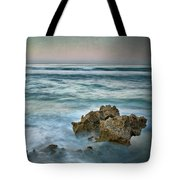 The Allure Of Morning Tote Bag