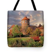 The Alte Burg Tote Bag