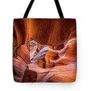 The Amazing Antelope Slot Canyons In Arizona, Usa Tote Bag