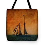 The America In Key West Tote Bag
