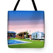 The American Dreamstate 1 Tote Bag