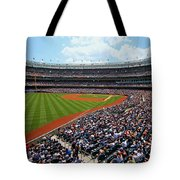 The American Game Tote Bag by Mitch Cat