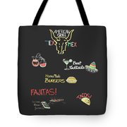 The American Grill Tote Bag