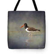 The American Pied Oystercatcher By Darrell Hutto Tote Bag