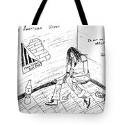 The American Voter Tote Bag