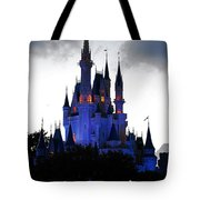 The Amethyst Palace Tote Bag