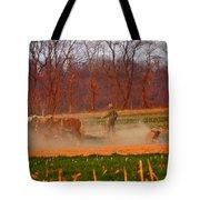 The Amish Way Tote Bag