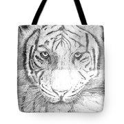 The Amur Tiger Tote Bag