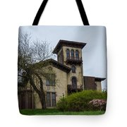 The Anchorage - Putnam Villa Tote Bag