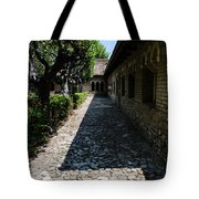 The Ancient Cloister 2  Tote Bag